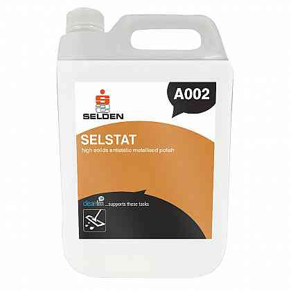Selden-SELSTAT-anti-static-polish-5litre