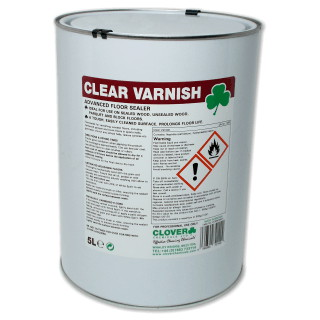 Clear Varnish - Advanced Floor Sealer 5litre
