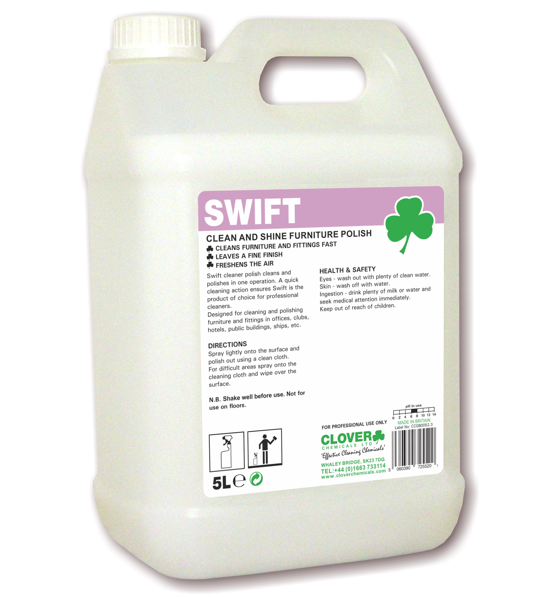 Swift---Clean---Shine-Furniture-Polish-5litre