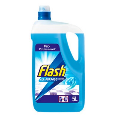 Flash Professional COTTON FRESH with Febreze 5litre