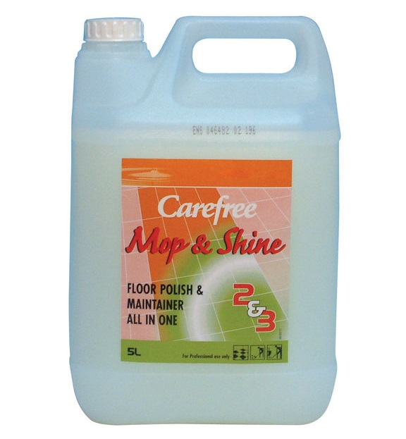 Carefree Mop & Shine 5litre