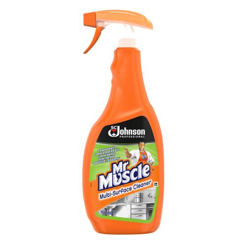 Mr Muscle Multi Purpose Cleaner 750ml (single)