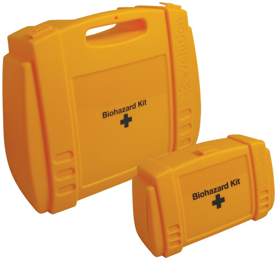 Biohazard Kit Case