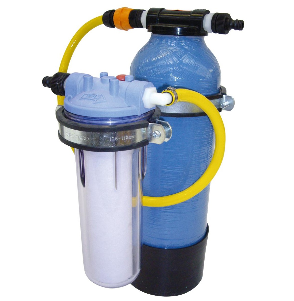Pressure Vessels Softener Kit
