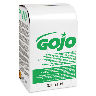 Gojo-D400607-Antibacterial-soap---6-x-800ml
