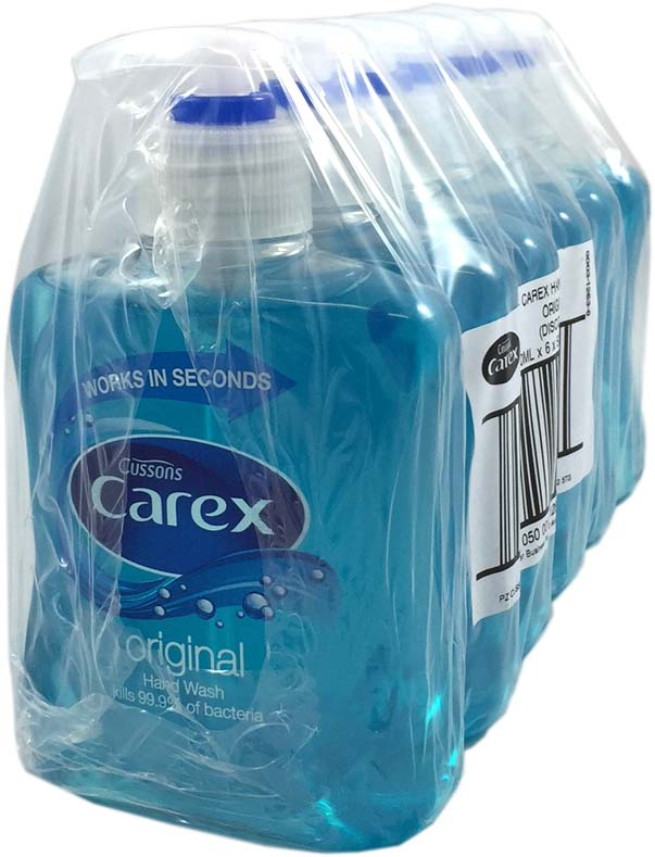 Carex-ORIGINAL-Handwash-6x250ml