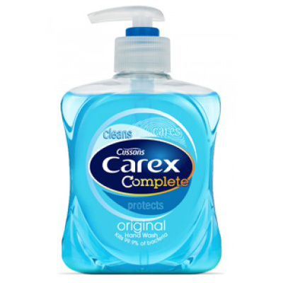Carex ORIGINAL Handwash 250ml (single)