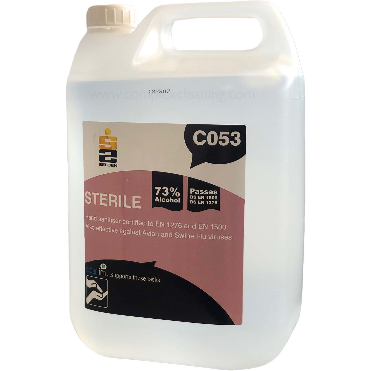 Selden-Sterile-70%25-Hand-Sanitiser-5litre