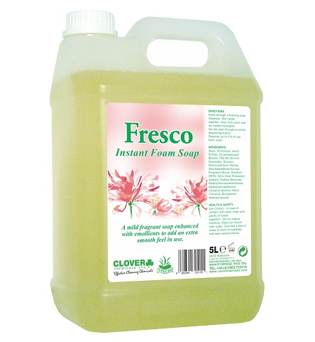 Fresco Foam Hand Soap 5litre