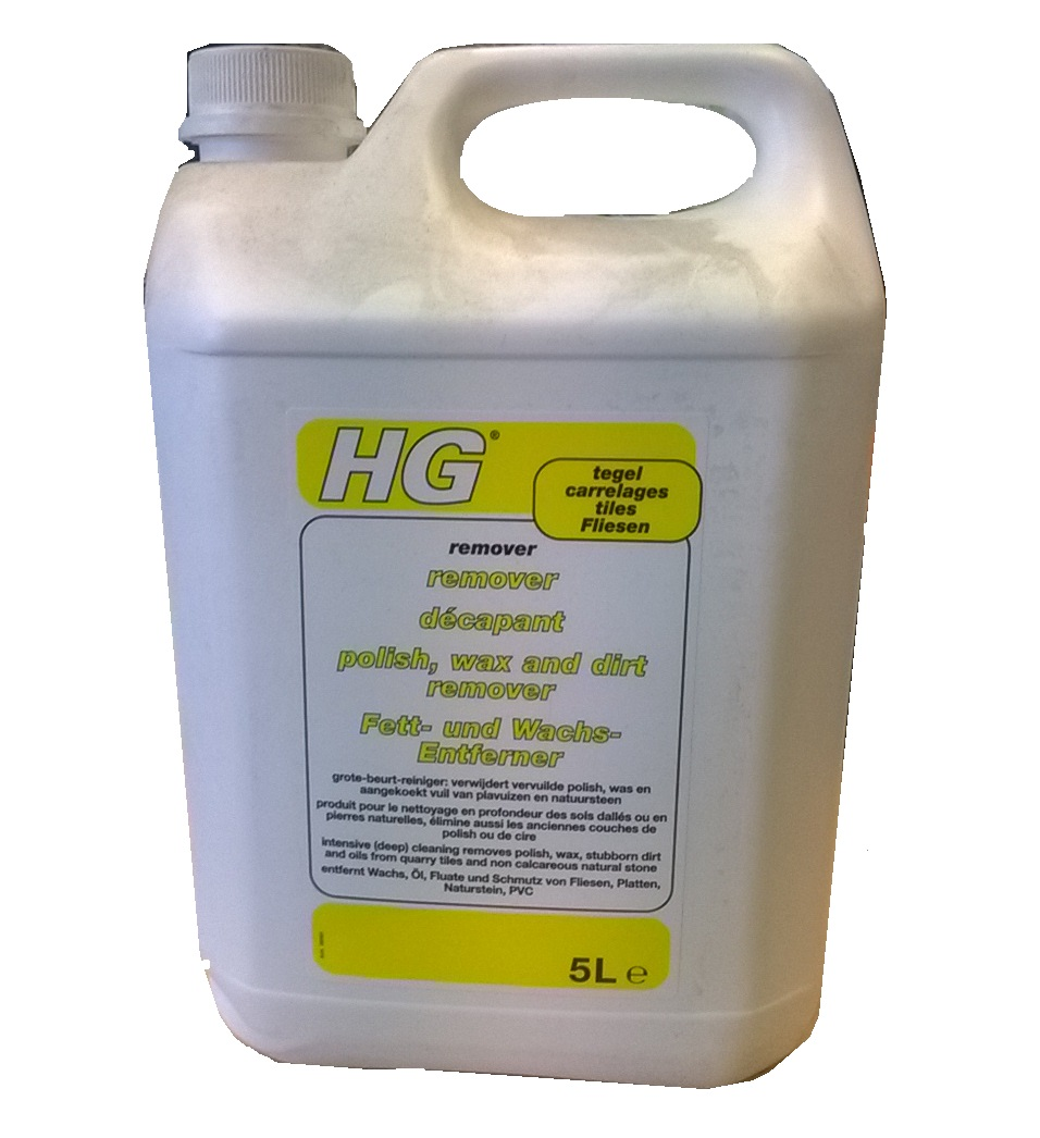 HG Polish Remover for Tiles 5litre