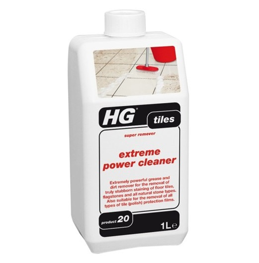 HG Extreme Power Cleaner (Super Remover) 1litre (20)