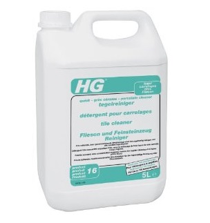 HG Tile Cleaner (Quick Porcelain Cleaner) 5litre (16)