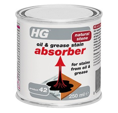 HG Oil & Grease Stain Absorber 250ml (42)
