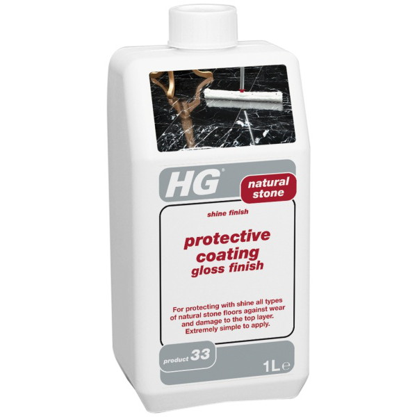 HG Natural Stone Protective Coating Gloss Finish 1litre (33)