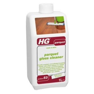 HG Parquet Gloss Cleaner 1litre (53)
