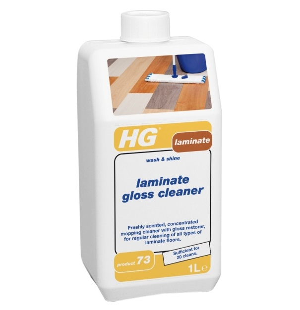 HG Laminate Gloss Cleaner (Wash & Shine) 1litre (73)