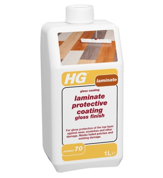 HG Laminate Protective Gloss Coating 1litre (70)