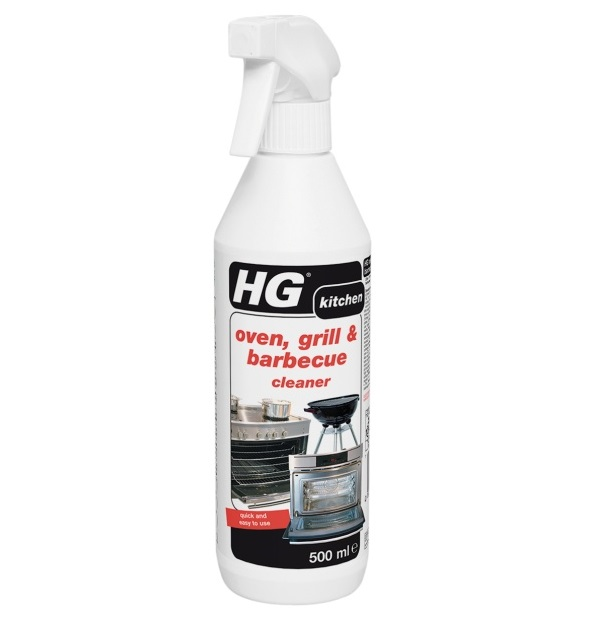 HG Oven, Grill & BBQ Cleaner 500ml