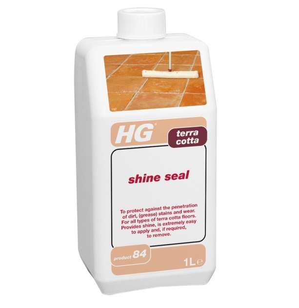 HG Terra Cotta Shine Seal 1litre (84)