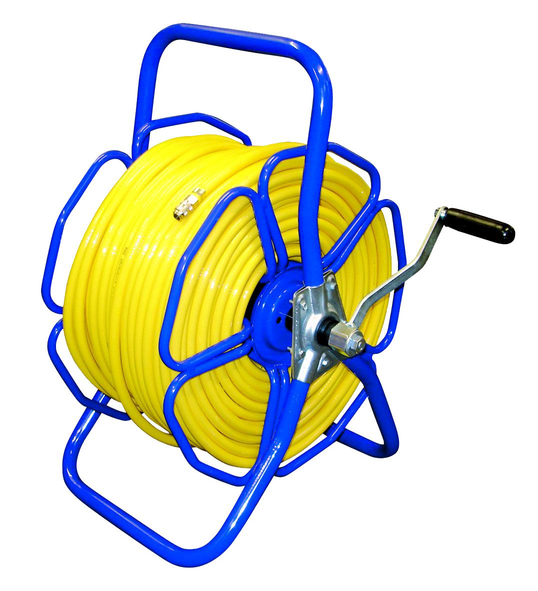 Metal Freestanding Hose and Fitting Kit