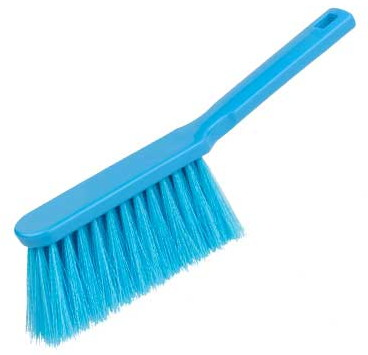 Banister-Brush--soft---BLUE