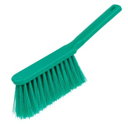 Banister-Brush--soft---GREEN
