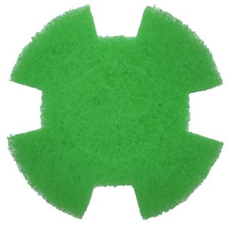 Imop I-pad Green pads (Box of 10)