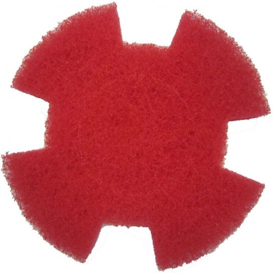 Imop I-pad Red pads (Box of 10)