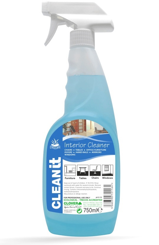CleanIT Multi Surface Cleaner 750ml (Single)