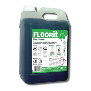 FloorIT Neutral LEMON floor cleaner 5litre