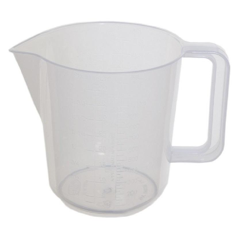 1ltr plastic measuring jug