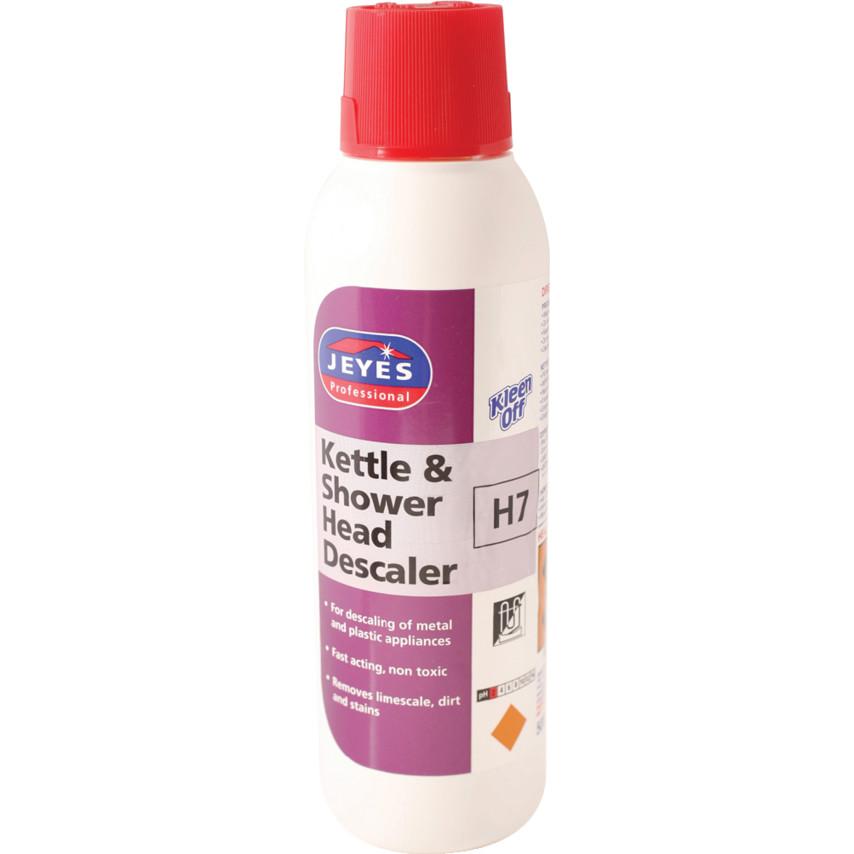 Kleenoff Kettle & Showerhead Descaler H7 500ml
