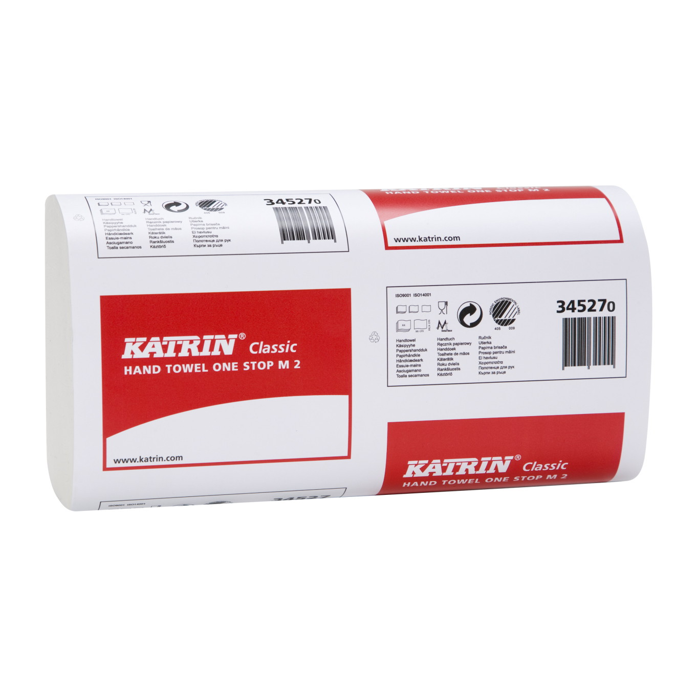 Katrin-Classic-One-Stop-White---20.6cm-x-25cm-2-ply--3024-case-