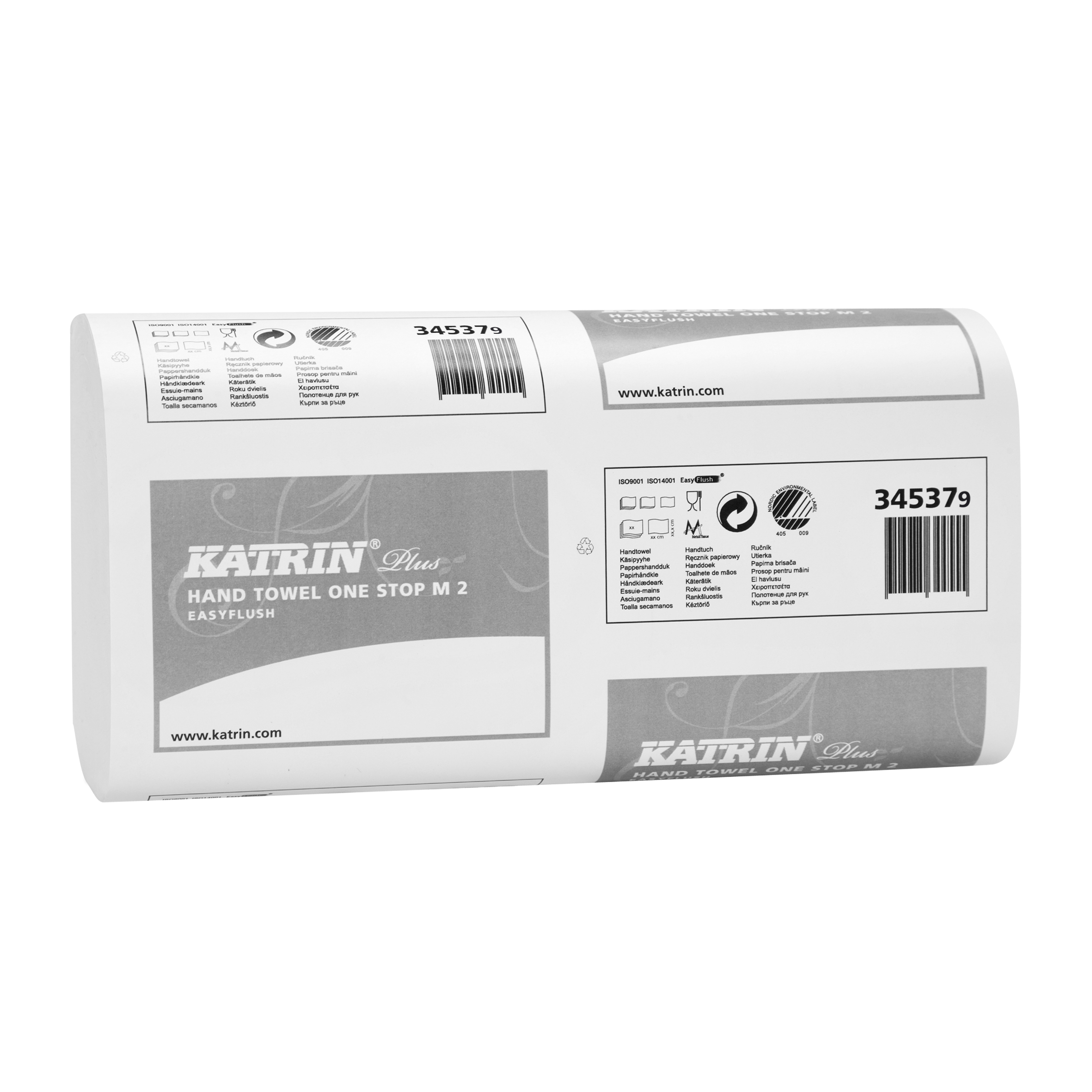 Katrin-Plus-One-stop-Easyflush-2ply---White-20.6x25cm-