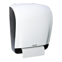 Katrin Inclusive System Towel Dispenser WHITE