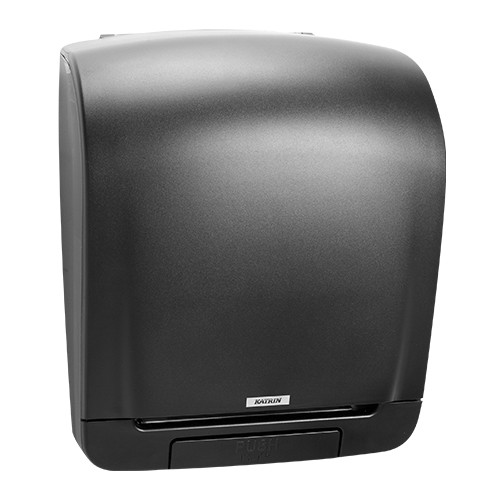Katrin Inclusive System Towel Dispenser BLACK