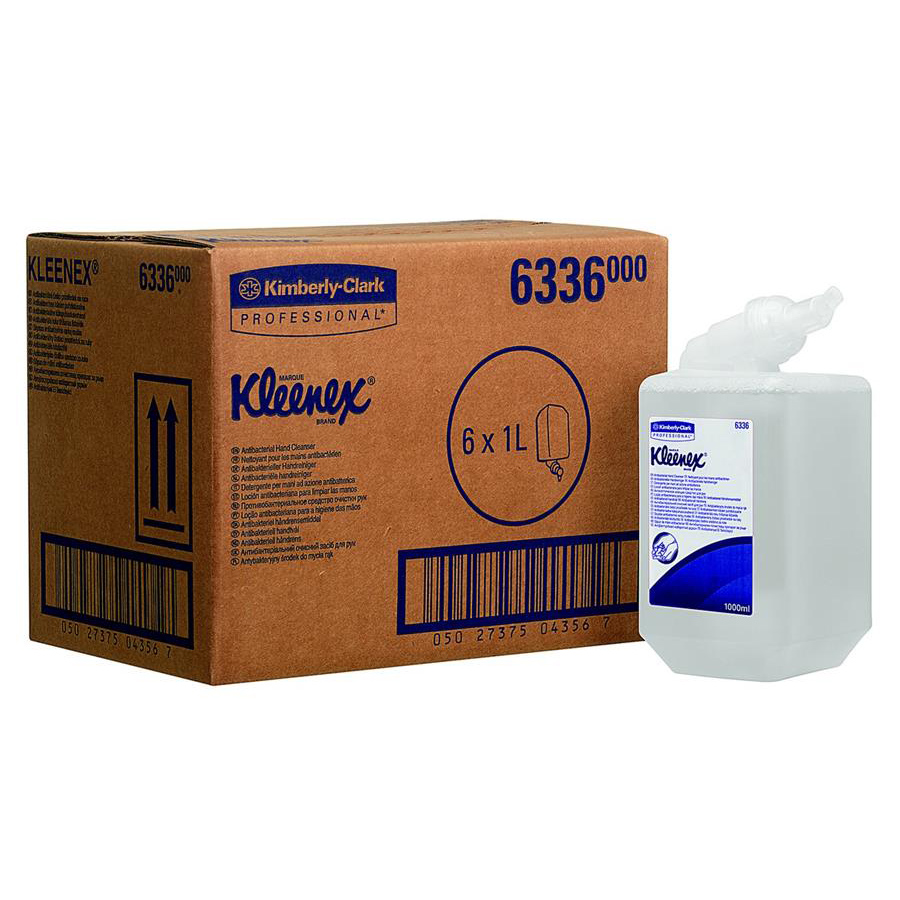 KC Kimcare Hand Cleanser 6x1litre