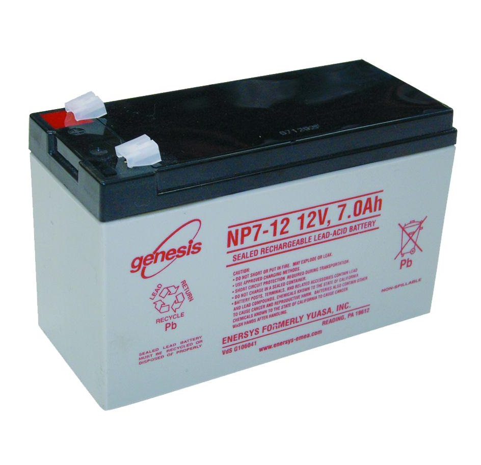 SLA Battery 12V, 7AH