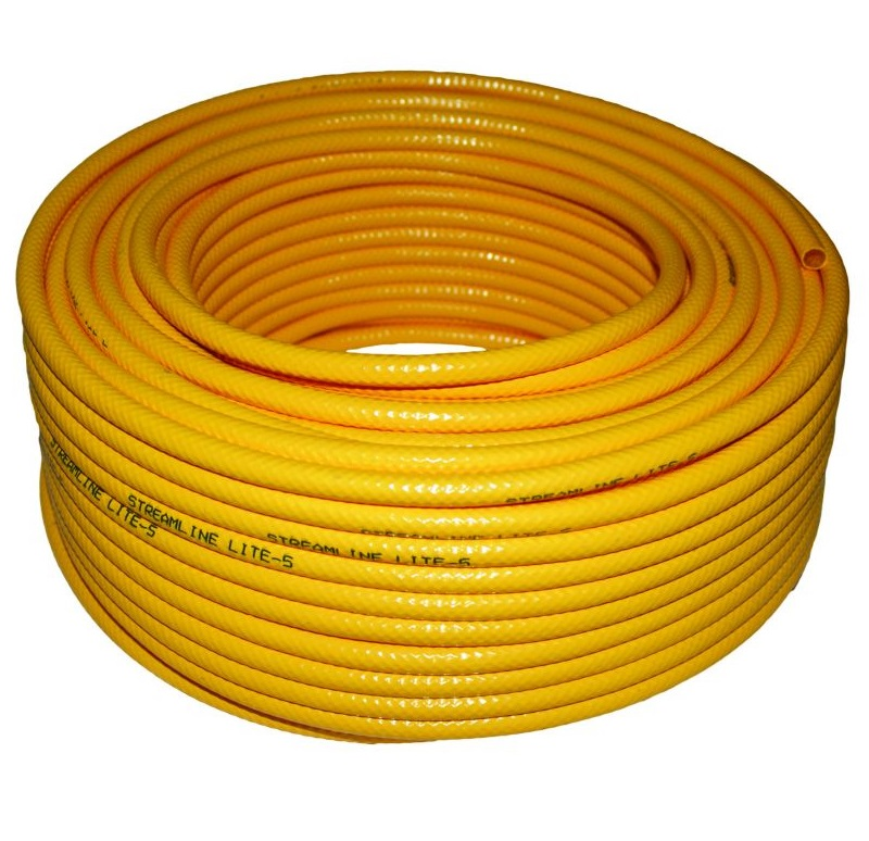 Varitech Lite-5 Tubing - 10m YELLOW