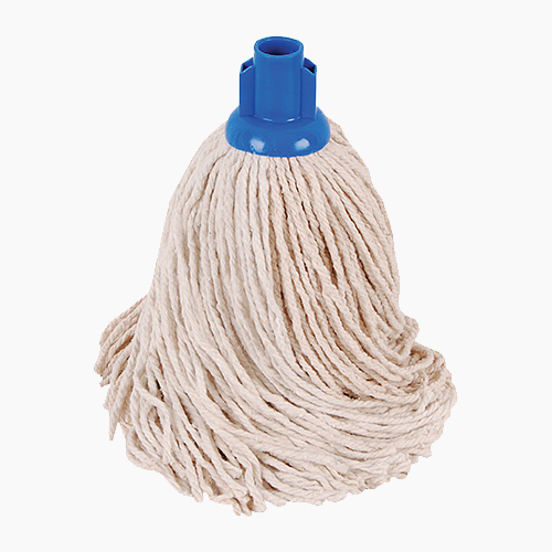 PY Socket Mop 14oz (pack of 10) BLUE