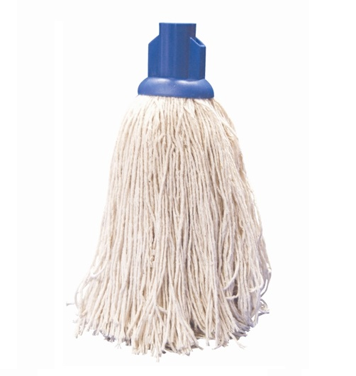 TWINE-Socket-Mop-14oz-SINGLE-BLUE