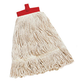 Interchange-Stayflat-Looped-16oz-Mop---RED