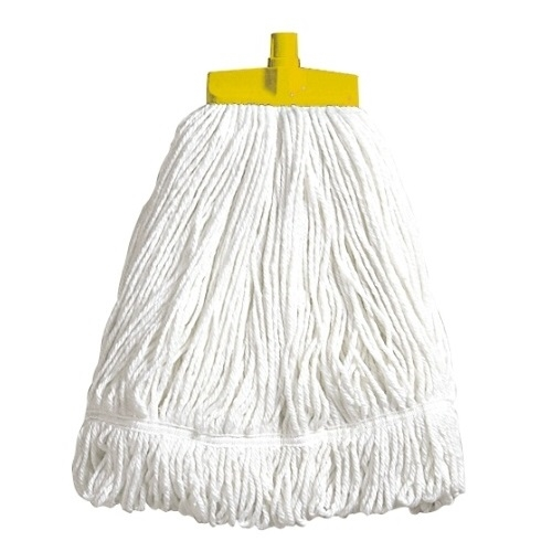 Interchange-Stayflat-Looped-16oz-Mop---YELLOW