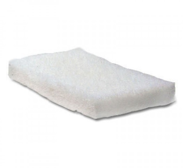 Edging Pad - WHITE 10-inch x 4.5-inch x 1-inch single