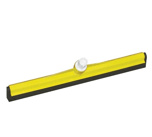 Interchange-Plastic-Floor-Squeegee-600mm-YELLOW