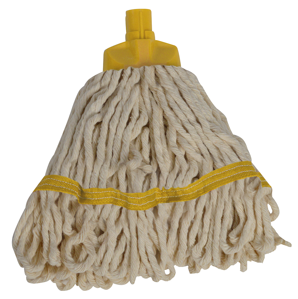 Interchange-Freedom-MINI-Looped-Cotton-Mop-YELLOW