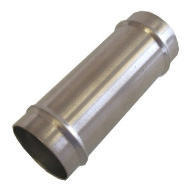 1.5-inch Stainless Steel Vac Connector Tube