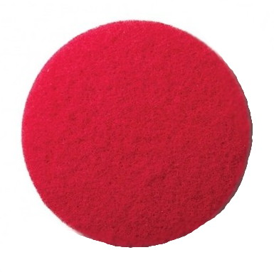 Motor-Scrubber-8-inch-RED-pad-x-5