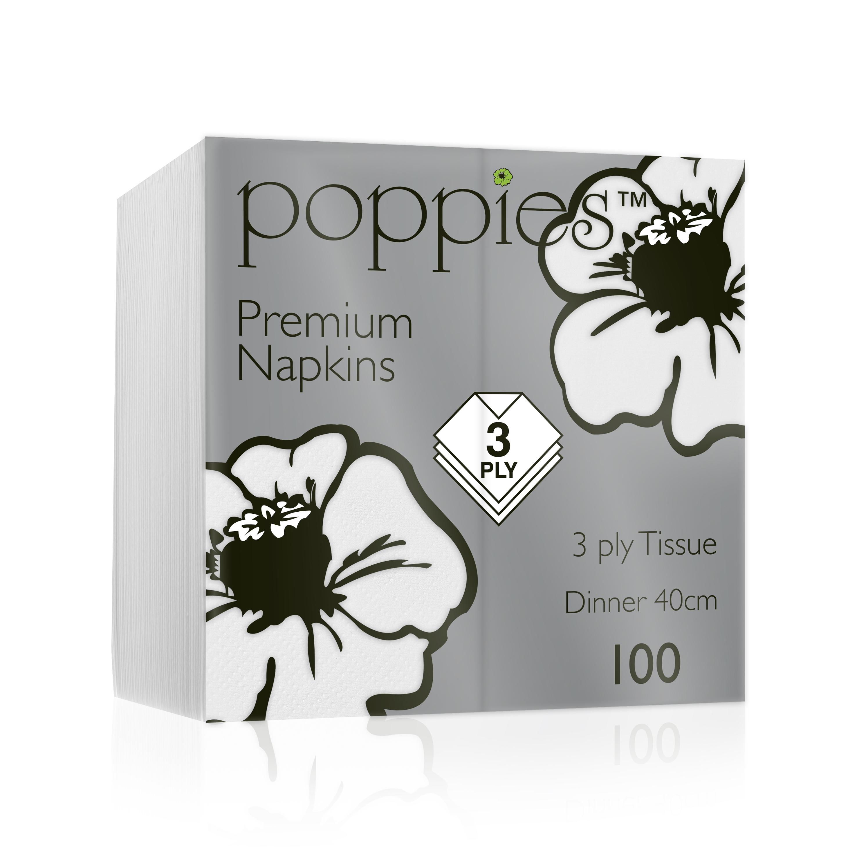 White-Napkins-40cm-3ply-8-fold--10x100-