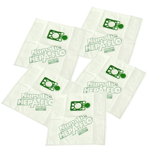 NVM4BH Numatic Vacuum Bags Hepa-flo (Box of 10)